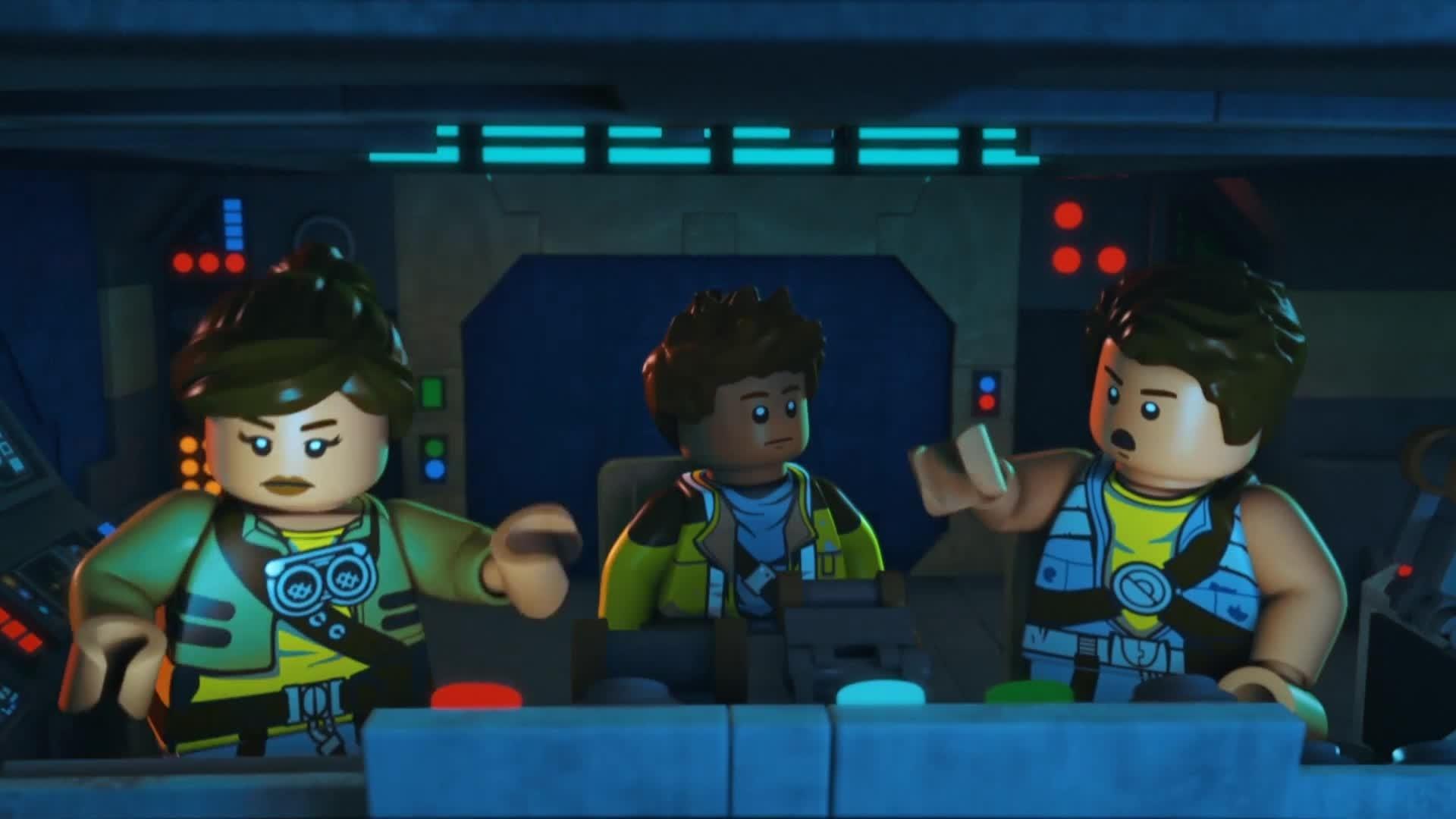 Star Wars: De Avonturen van de Bouwmeesters - Aflevering 4 - Seizoen 1