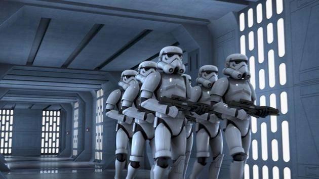"""Rebels Theme"" (Flux Pavilion's The Ghost Remix from Star Wars Rebels) - Kevin Kiner"