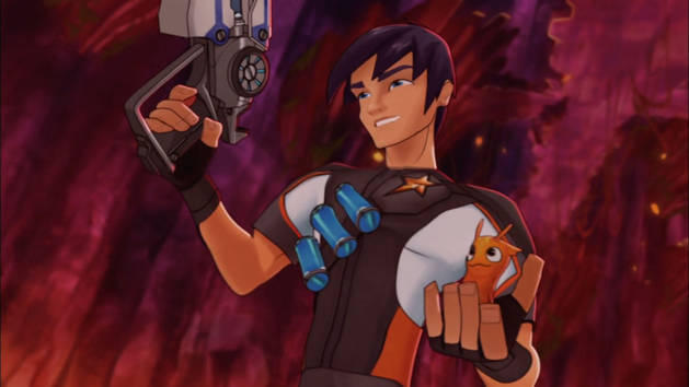 Sneak Peek: Slugterra
