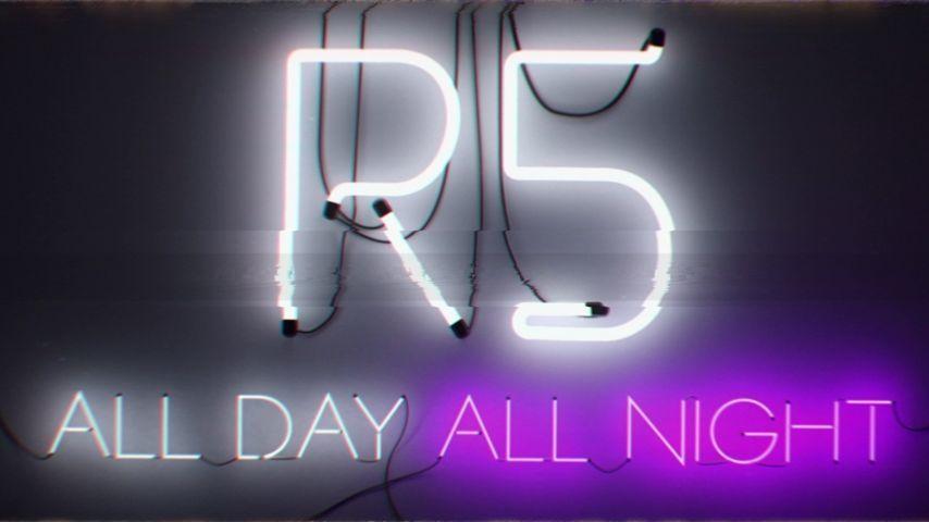 All Day, All Night: RydEllington - R5