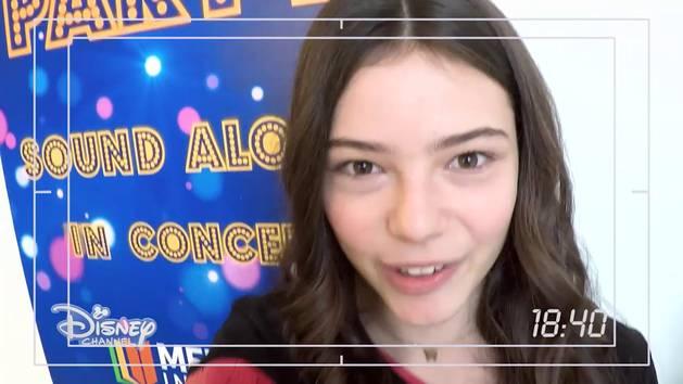 Alex & Co - Video Selfie - NICOLE 13Ep