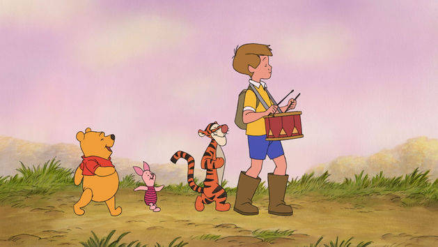 The Expedition | The Mini Adventures of Winnie The Pooh