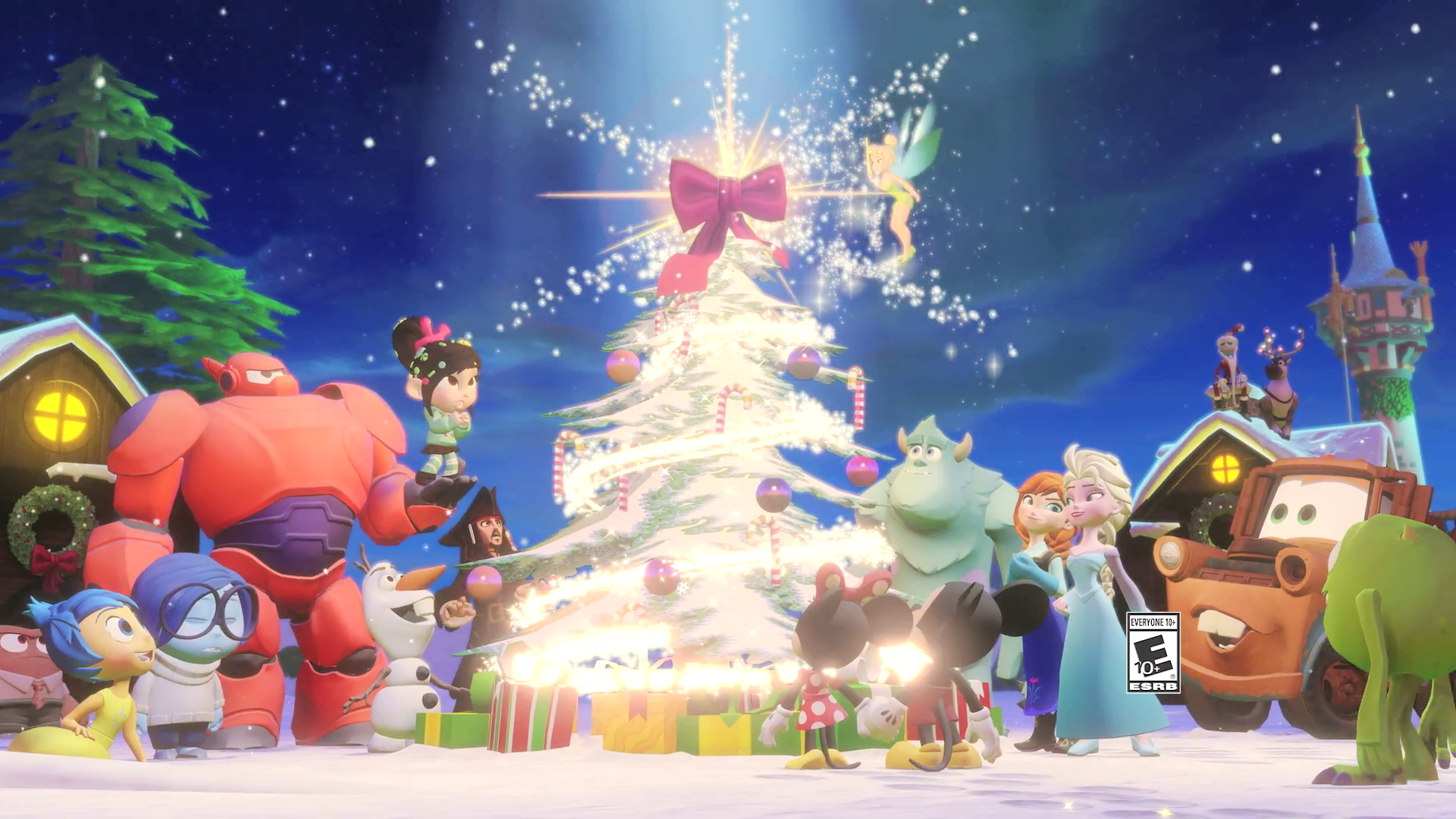 12 Days of Disney Infinity | Official Trailer | Disney Infinity 3.0
