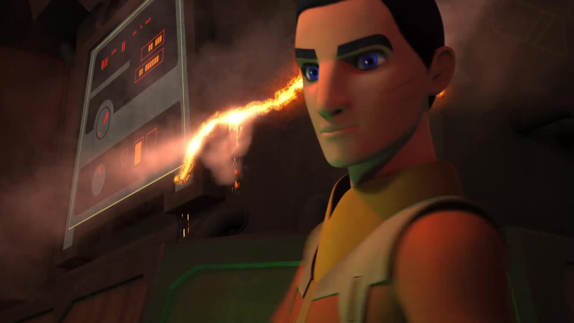 Star Wars Rebels - Aflevering 39 - Seizoen 3