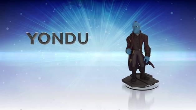 Yondu - Disney Infinity 2.0