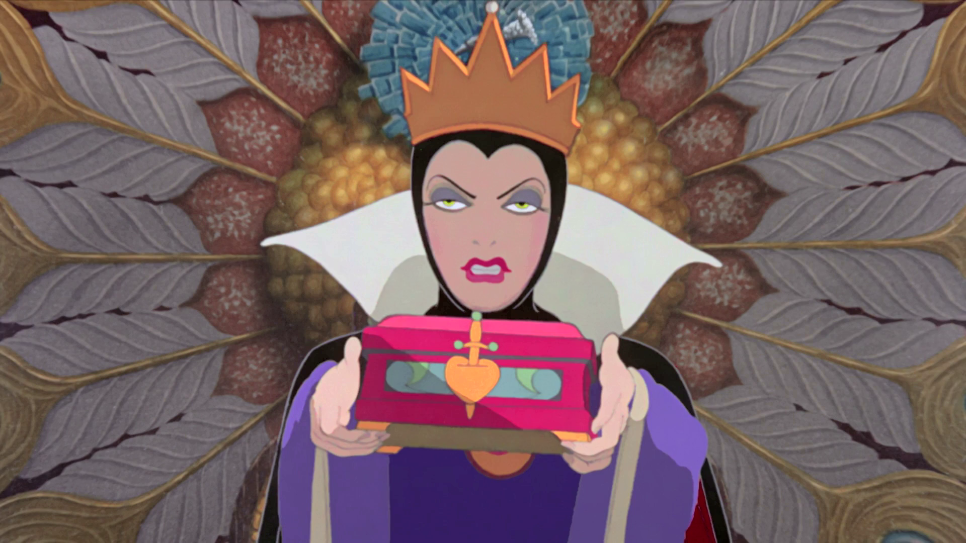 Everybody's Talking About the Evil Queen | Snow White