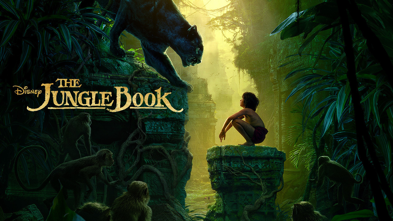 The Jungle Book Teaser Trailer