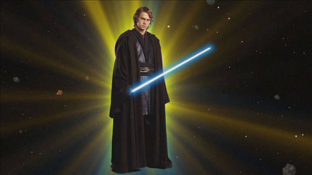 Master the Force - Anakin
