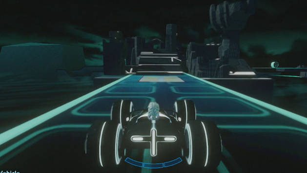 Tron Highway - DISNEY INFINITY Toy Box
