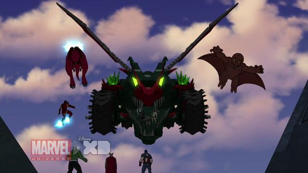 """""""Planet Monster: Part 2"""" Clip 1"""