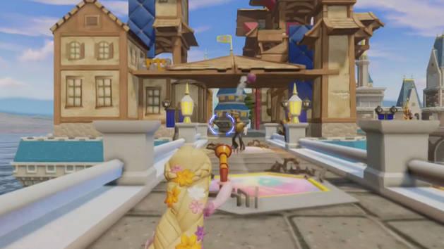 Rapunzel's Rumble - DISNEY INFINITY Toy Box