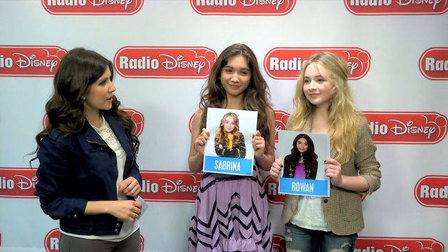 Who is More Likely, Rowan or Sabrina? - Radio Disney Insider
