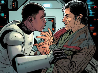 Look Inside Marvel's New Star Wars: The Force Awakens Adaptation