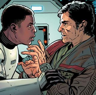 Look Inside Marvel's New Star Wars: The Force Awakens Adaptation