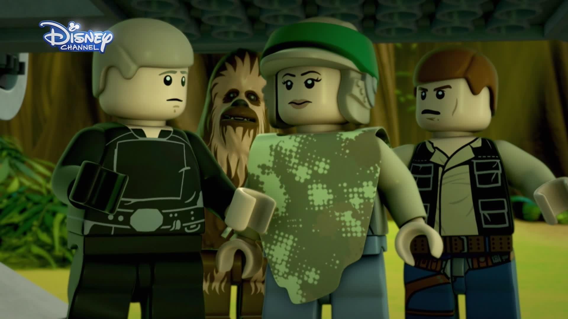 Star Wars: Contos de droides - Manobra em Geonosis