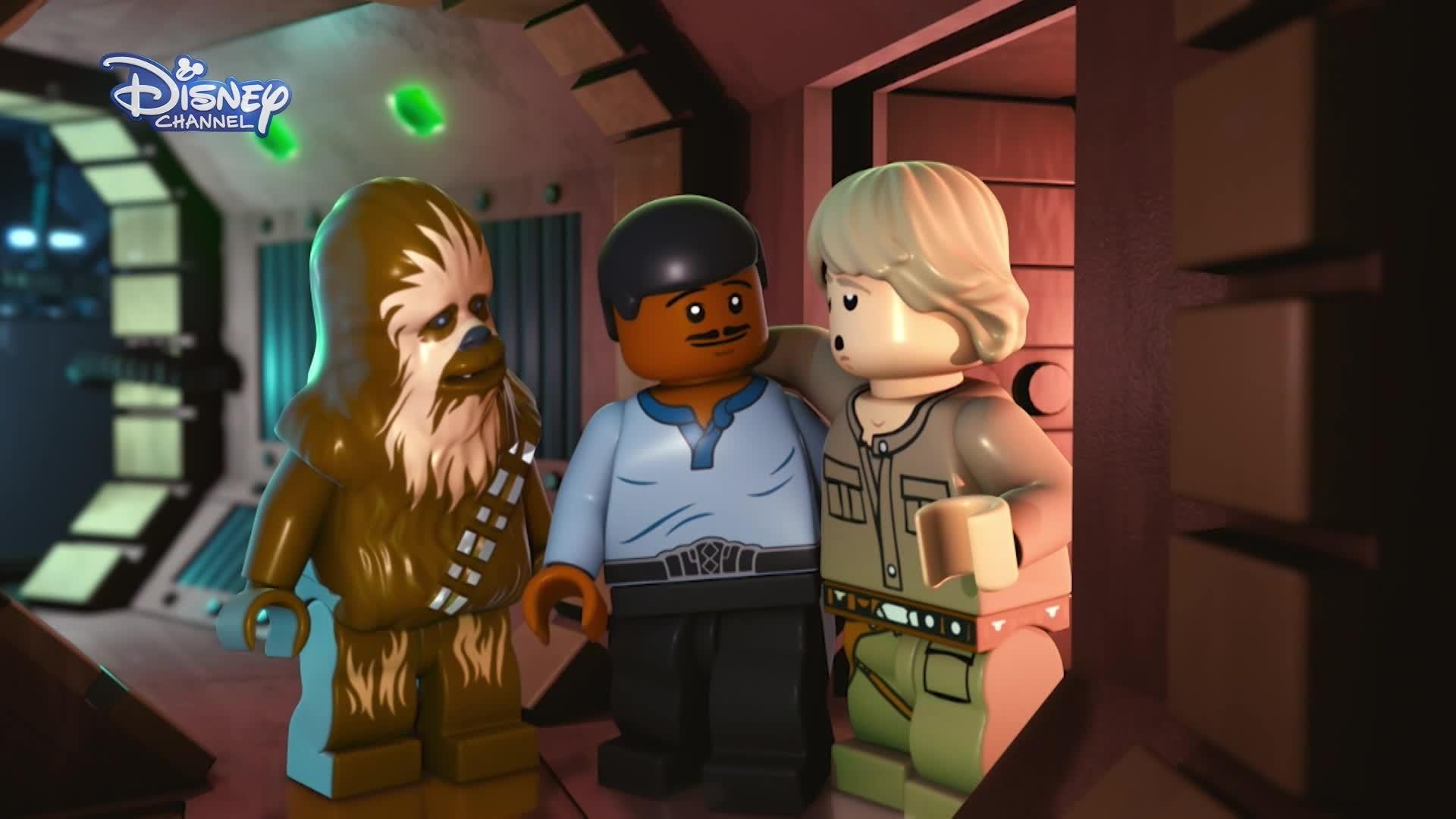 Star Wars: Contos de droides - O Voo da Falcon 3