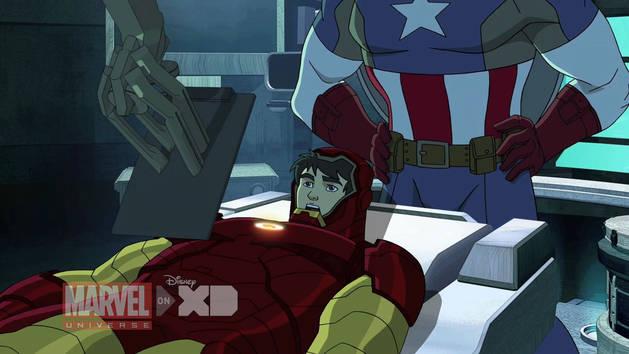 """""""The Age of Tony Stark"""" Clip 1"""