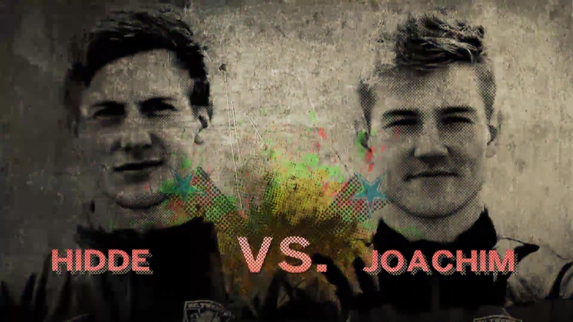 Goalmouth Voetbowl - Hidde ter Avest vs. Joachim Andersen
