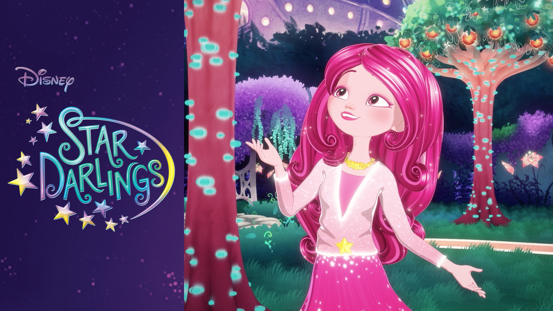 Lib-erated - Disney's Star Darlings Clip