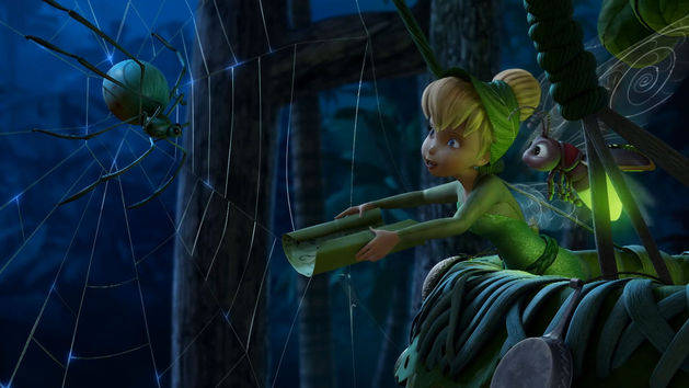 We're Lost - Disney Fairies Shorts