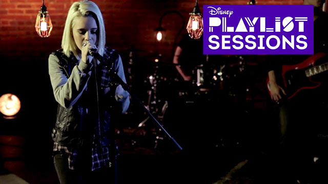 Fire N' Gold  | Bea Miller | Disney Playlist Sessions