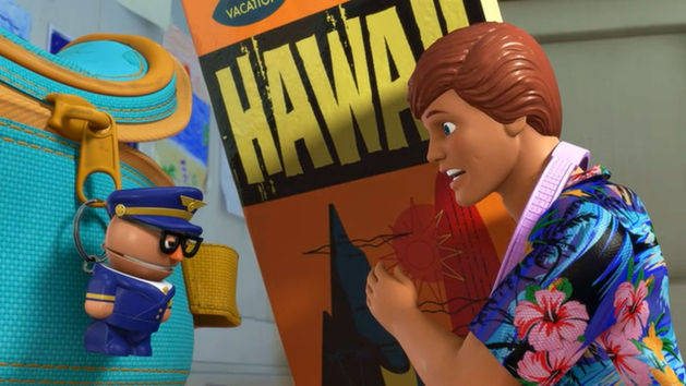 Hawaiian Vacation Toy Story Toons Disney Pixar