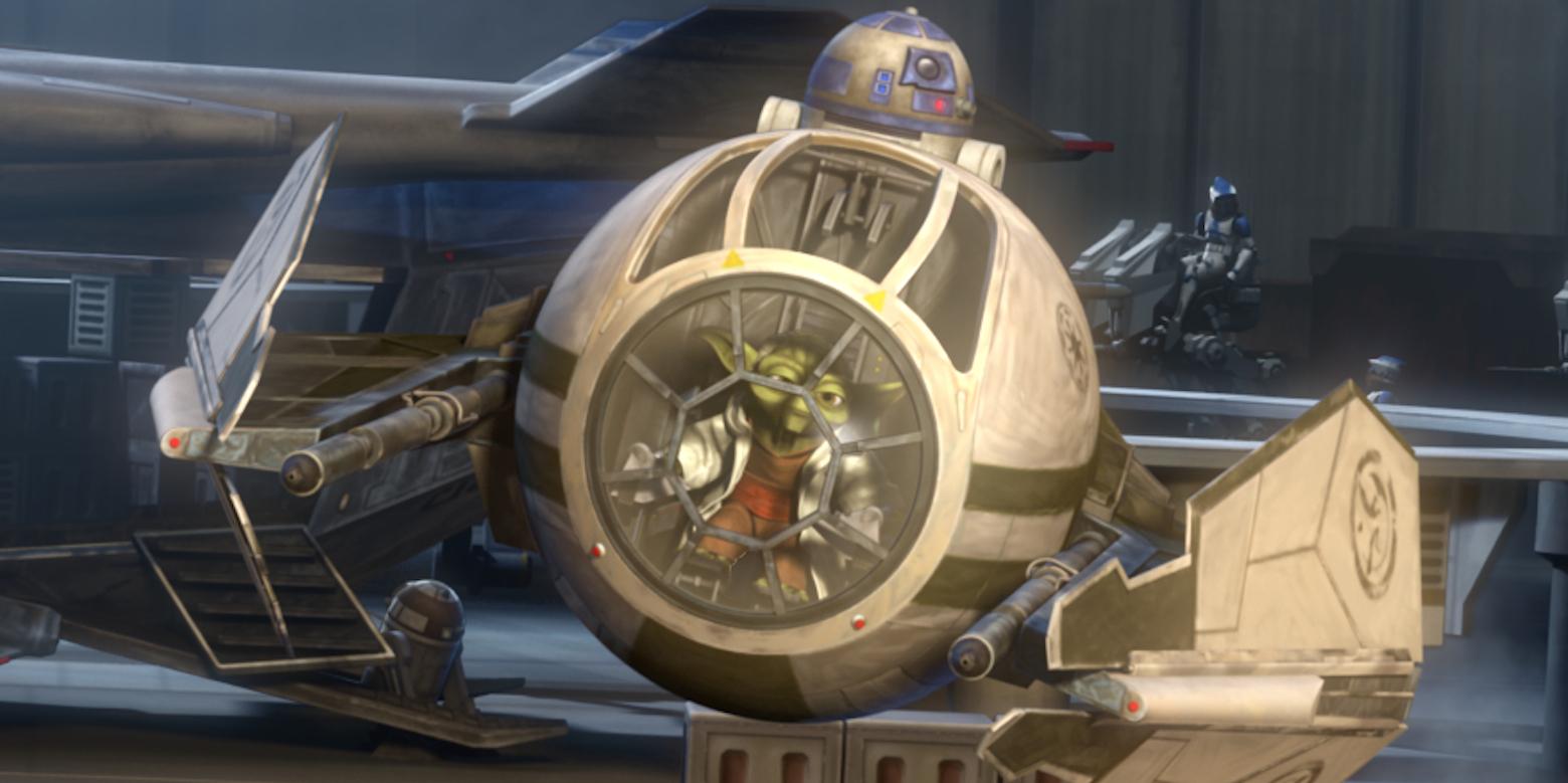 Yoda S Fighter Starwars Com