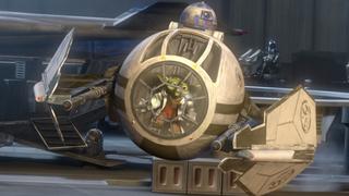 Yoda's Fighter