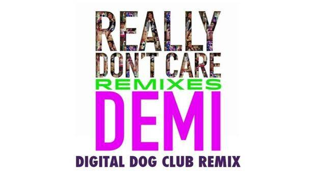 """Really Don't Care"" (Digital Dog Club Remix) (Audio Only) - Demi Lovato"