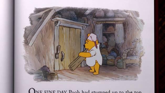 Las Mini Aventuras de Winnie The Pooh Heffalumps y Woozles