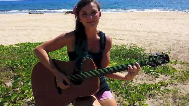 Chantal, 25, HI sings Part of Your World