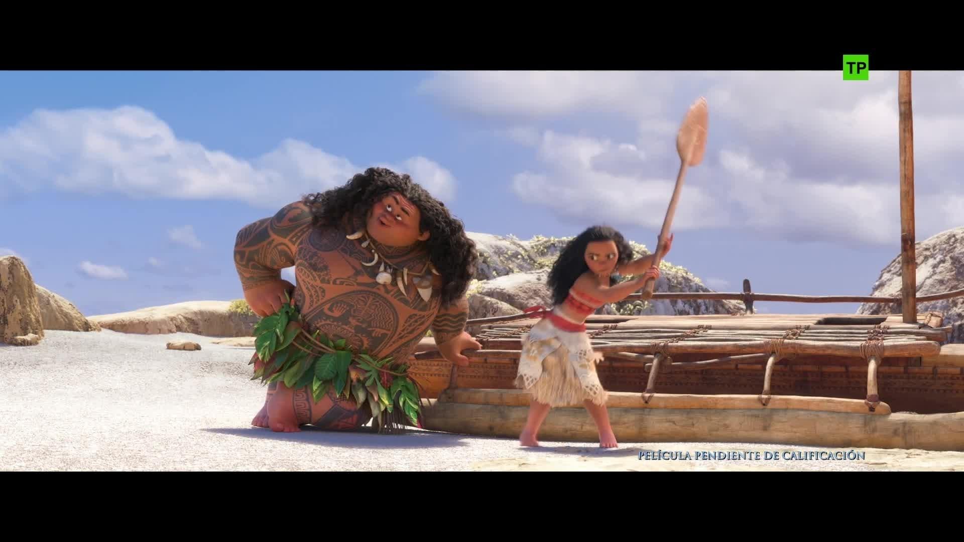 Vaiana - Conoce a Maui