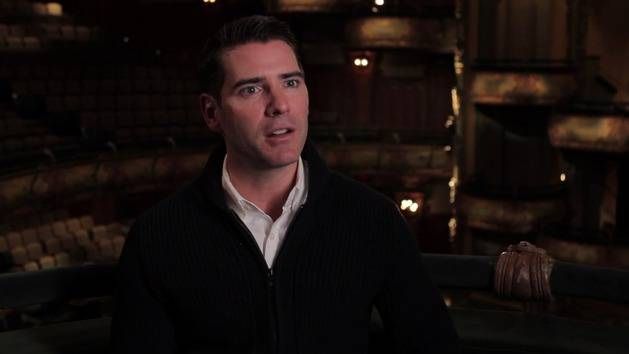 Chad Beguelin - Artist Spotlight - Aladdin on Broadway