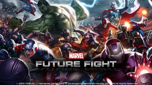 MARVEL Future Fight Gameplay Trailer