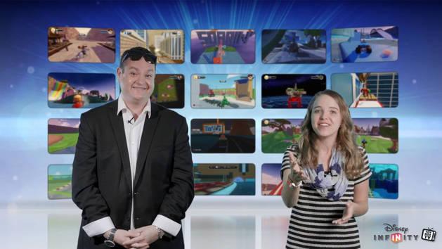 Ep. 62 - April Fools Prank - Disney Infinity Toy Box TV