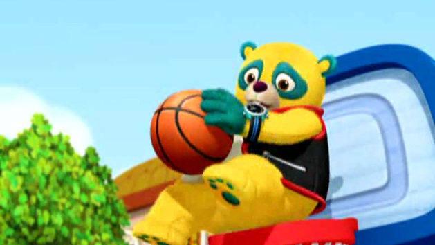 Shoot A Basketball