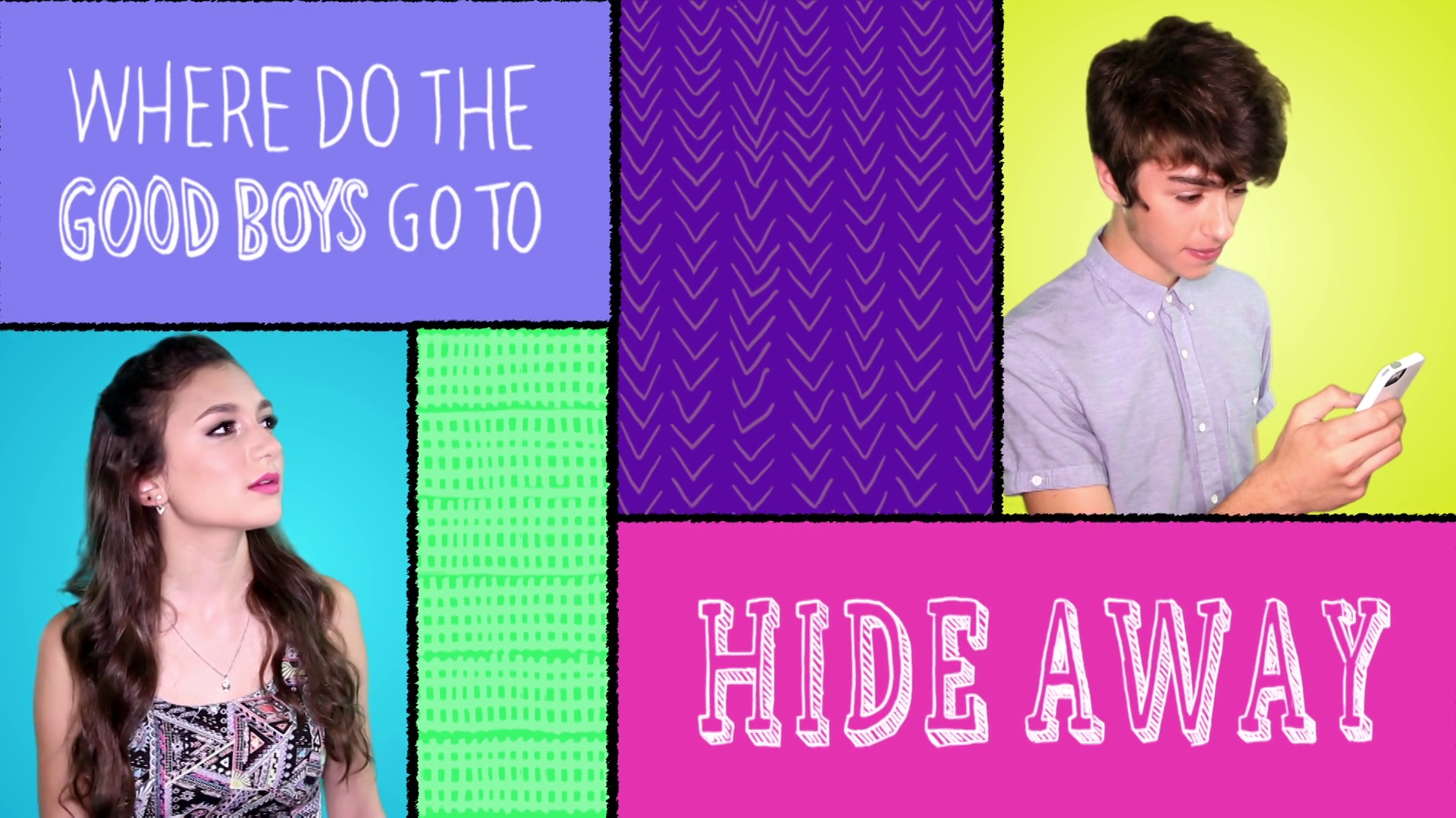 """Hide Away"" Lyric Video - Daya - Radio Disney"