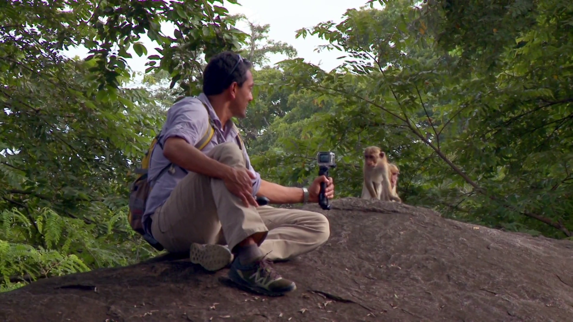 Dr. M Sanjayan - Monkey Kingdom Featurette