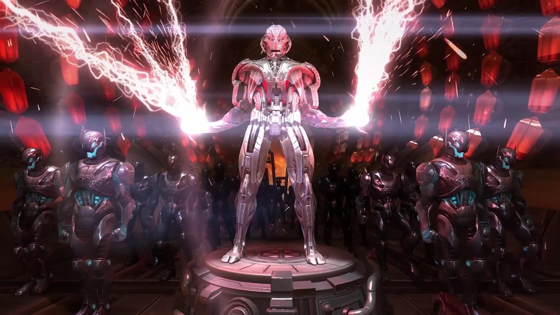 Marvel Contest of Champions - Official Trailer