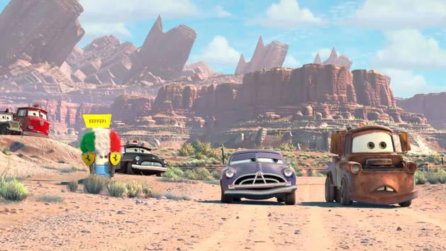 Cars - De Race