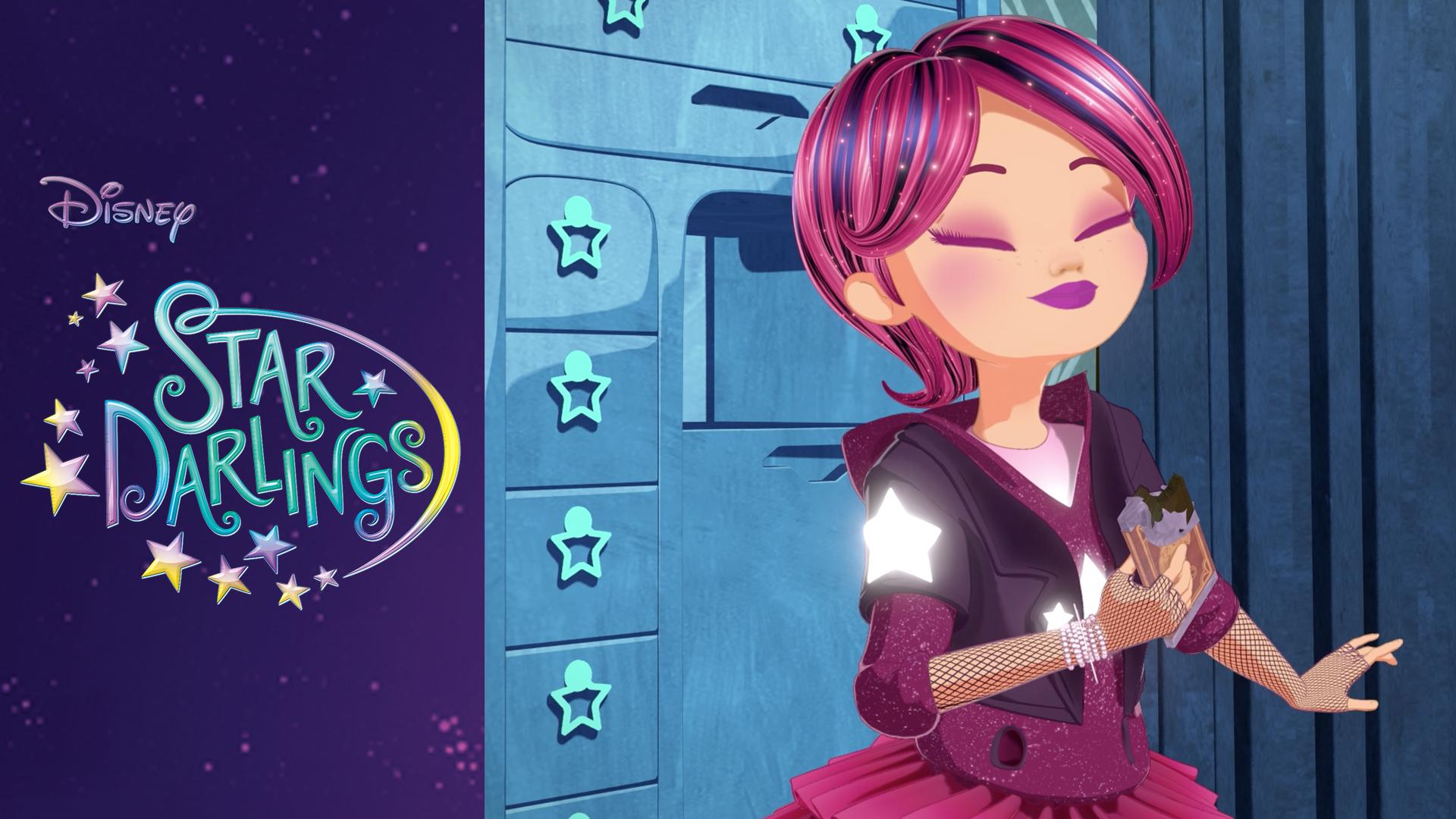 Choc It Up - Disney's Star Darlings Clip