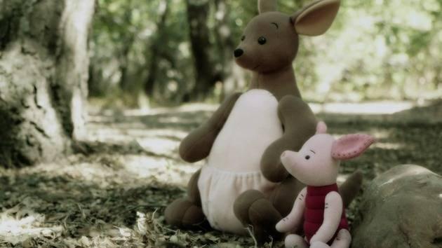 Little Ways - Winnie the Pooh Smackerel