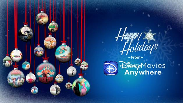 Jingle Bells - Holiday Music Mashup - Disney Movies Anywhere