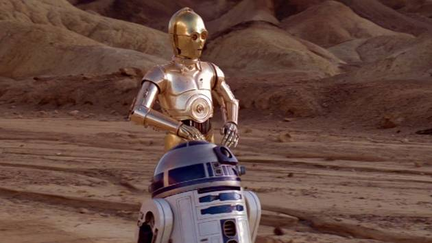 Droids and Cyborgs - Star Wars: @Lightspeed