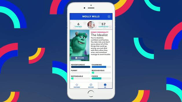 Disney Inquizitive App Trailer