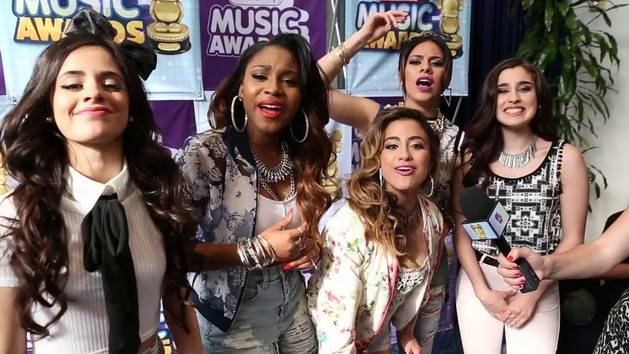 Fifth Harmony - RDMA 2014 Backstage Interview