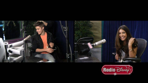 Madison Beer & Justin Bieber - Radio Disney