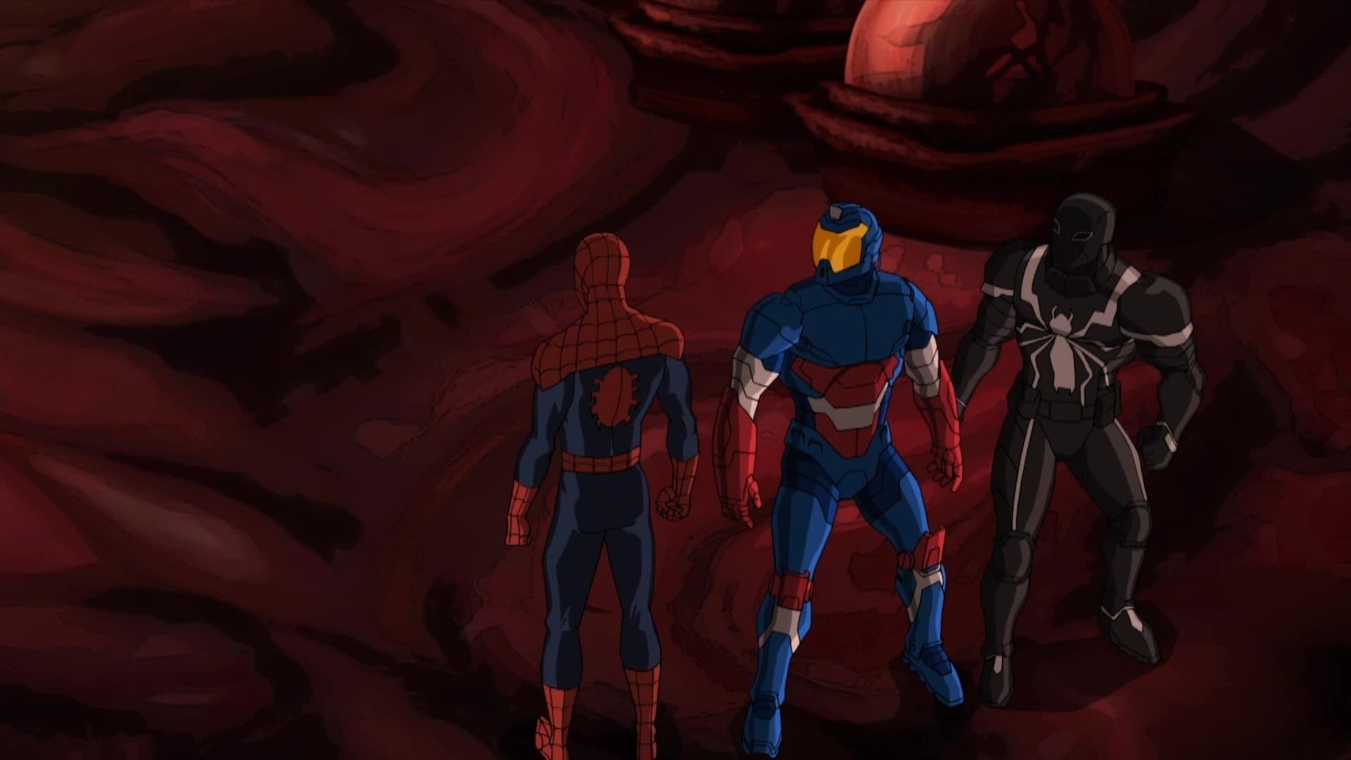 Ultimate Spider-Man - Aflevering 95 - Seizoen 4