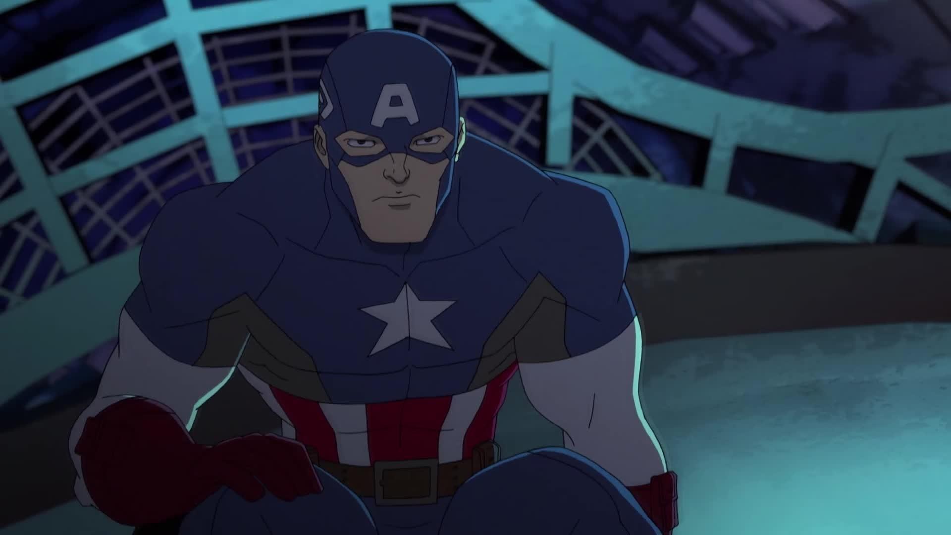 Avengers Assemble - Raketten stoppen