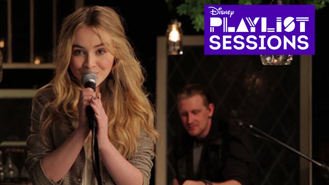 Best Thing That I Got | Sabrina Carpenter | Disney Playlist Sessions